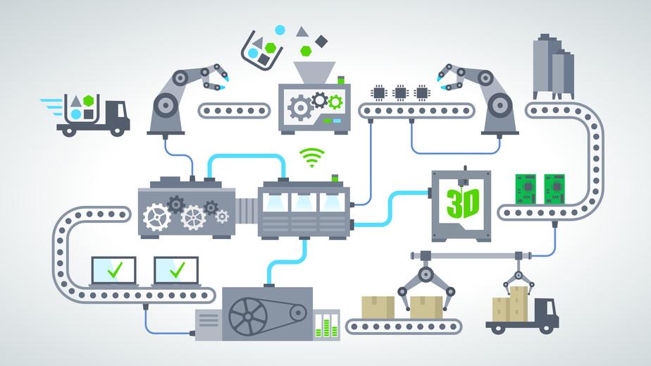 Actualizar maquinaria antigua a la Industria 4.0
